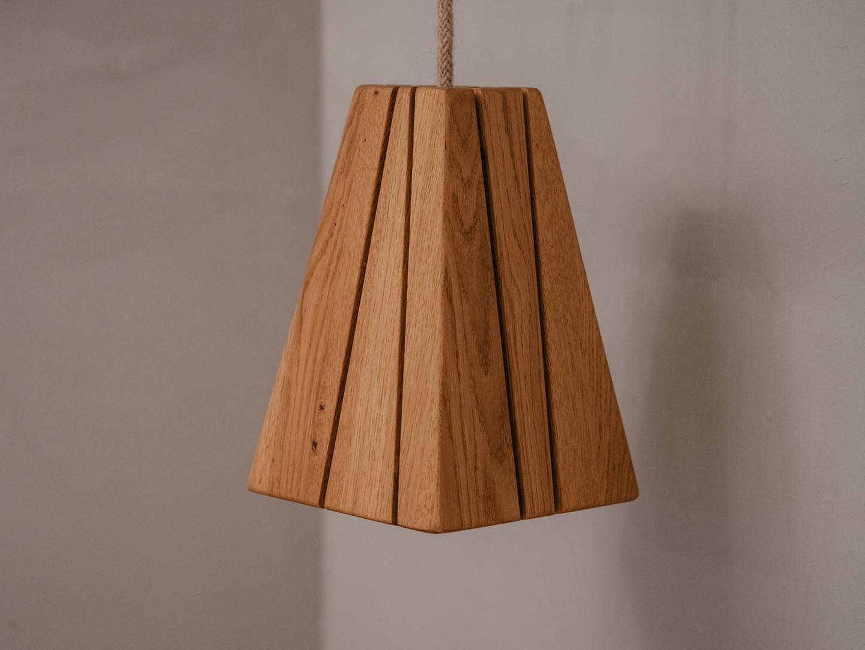 Tischlerei HolzWerk - feine moebel - Lampe Lambert