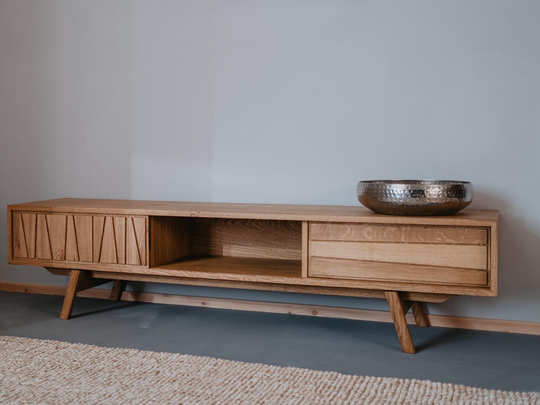 Tischlerei HolzWerk - feine moebel - Sideboard Komplett mit Schale