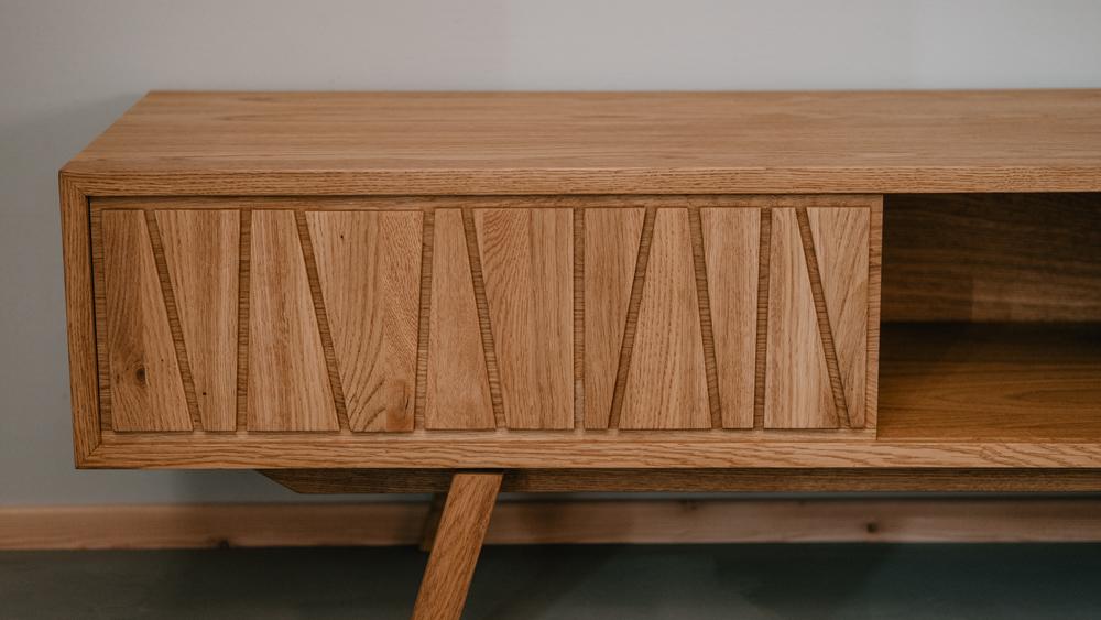 Tischlerei HolzWerk - feine moebel - Sideboard Seite