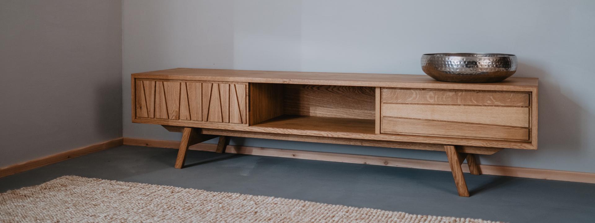 Tischlerei HolzWerk - feine moebel - Sideboard Komplett