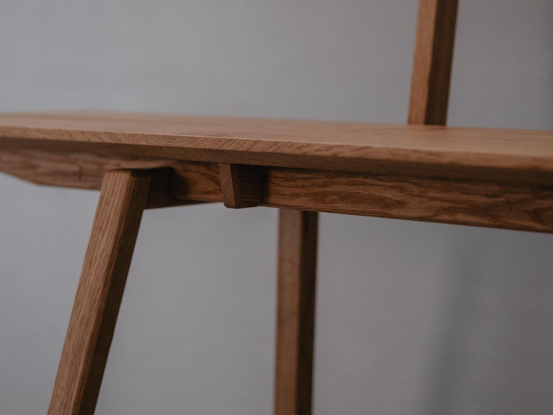 Tischlerei HolzWerk - feine moebel - Sitzbank Detail