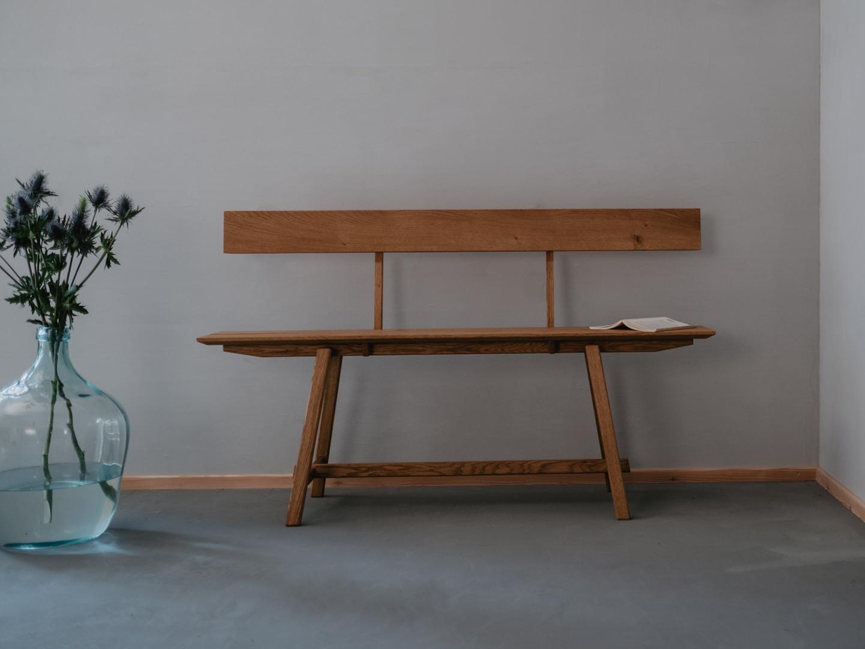 Tischlerei HolzWerk - feine moebel - Sitzbank Komplett